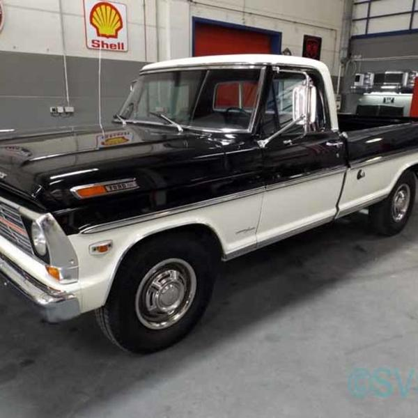 1969 Ford (USA) F250