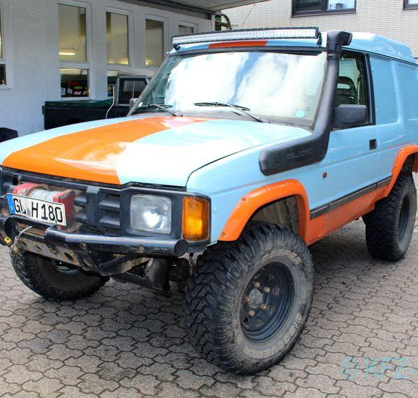 Lsnd-Rover Discovery