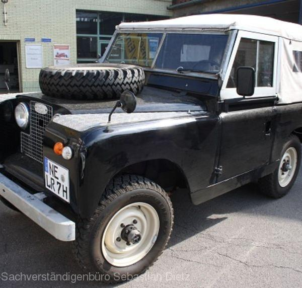 Land-Rover Serie II 88