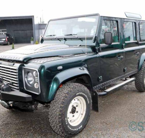 Land-Rover 110 TD4