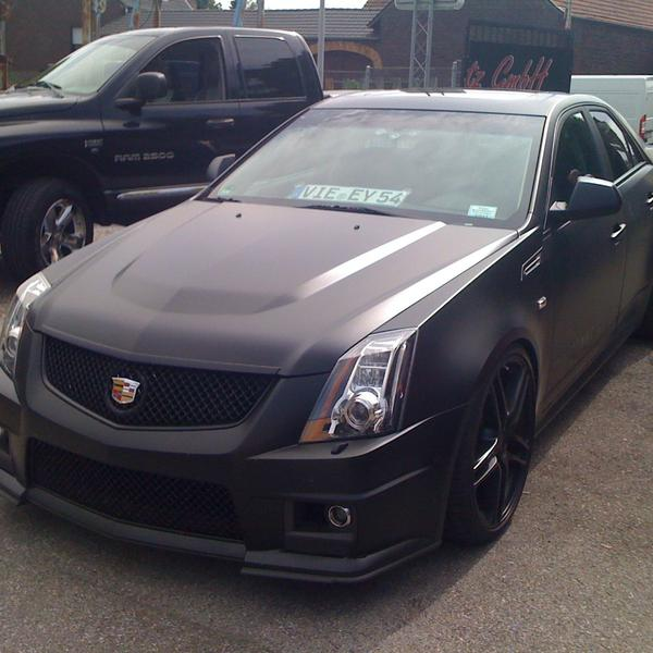 "Cadillac CTS ""The Monster"""